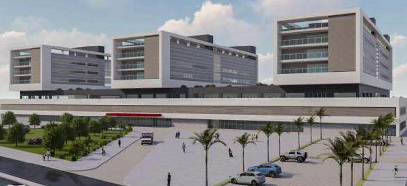 Novo contrato Hospital Universitário de Fortaleza